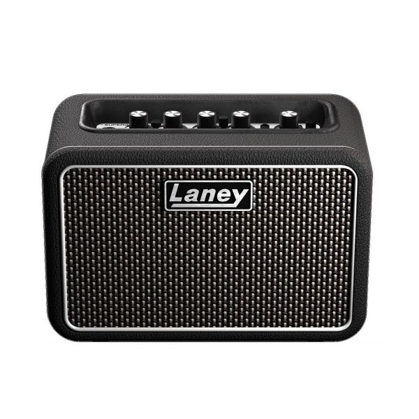Laney Supergroup Stereo Mini Amp guitar combo - MINI-ST-SUPERG - New Boxed